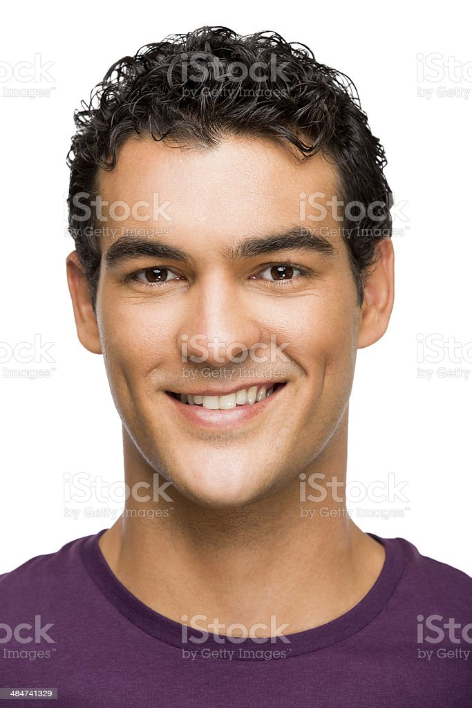 Handsome latin men