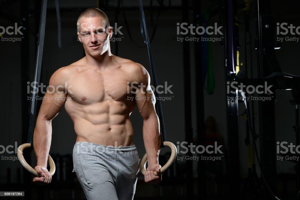Muskelmann groГџ dick