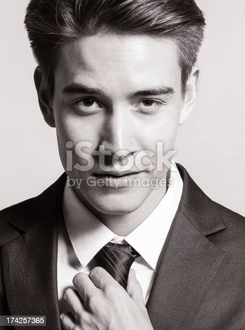 155279067 istock photo handsome man smiling 174257365