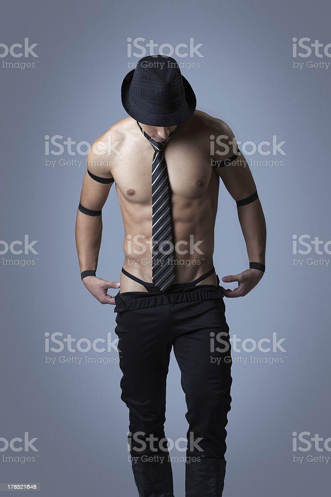 Clothes male stripper