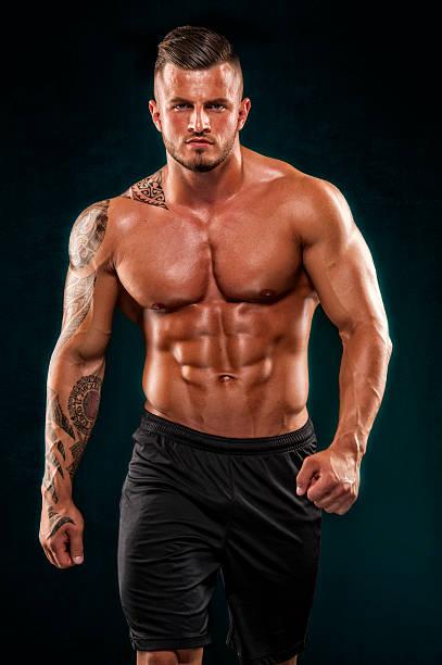 Tattoo mann brust Gallerphot: tattoo