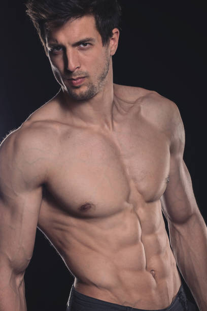 30 Surprisingly Sexy Stock Photos of Shirtless Men