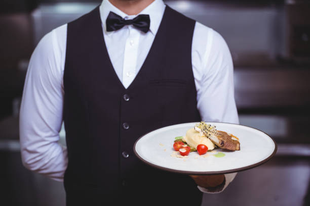 waiter stock  pictures royalty  images istock