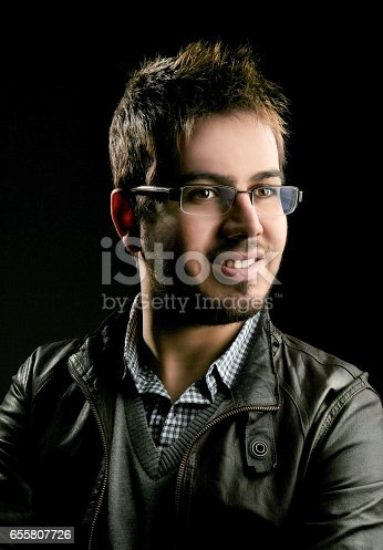 612752180istockphoto Handsome young man 655807726