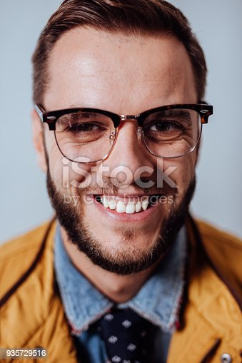 istock Handsome young man 935729516