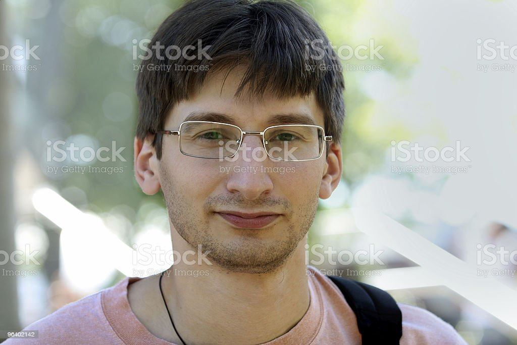 Handsome young man - Royalty-free Adult Stock Photo