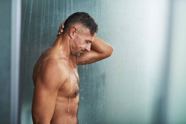 Pin on BATH Shirtless 6 Pack Abs