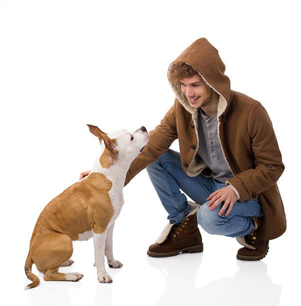 Handsome young man with his dog picture id178530015?b=1&k=6&m=178530015&s=612x612&w=0&h=121twteu03b3o6b1n5ennmwgjvkkchrolbcxi1h 1mo=