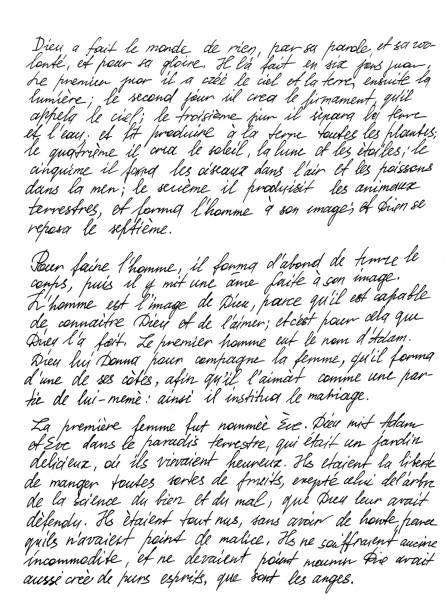 handschriftliche unlesbare text französisch kalligraphie brief textur hintergrund - scribble stock-fotos und bilder