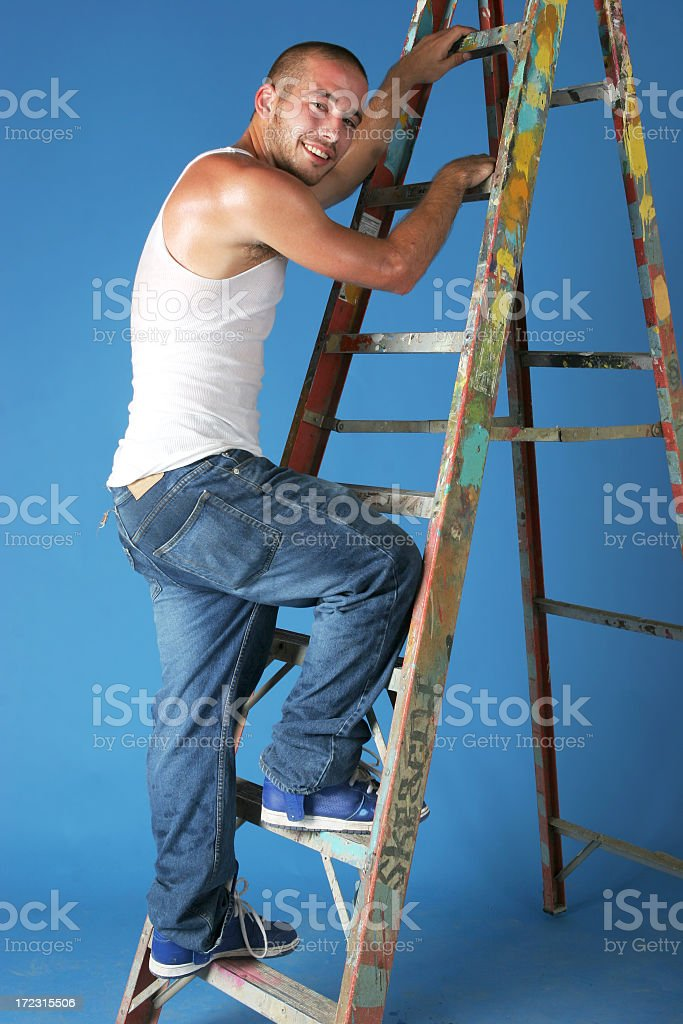 Handyman royalty-free stock photo