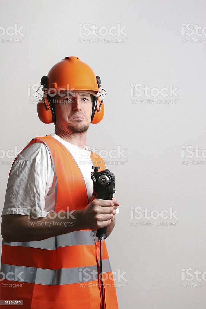 Handyman? royalty-free stock photo
