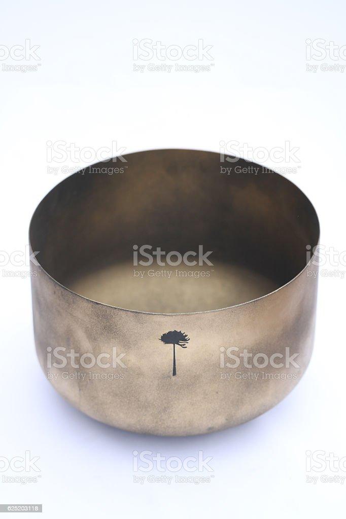 Hang Drum II stock photo