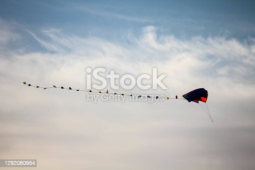 Drachenfliegen an der Nordsee