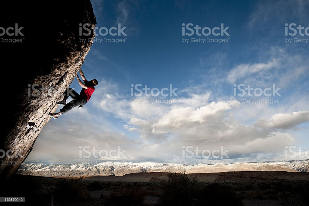hang on royalty-free stock photo