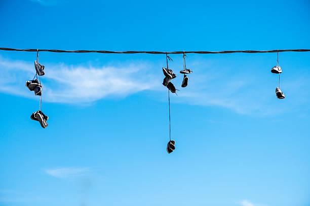 wunderbar schuh - kabelschuhe stock-fotos und bilder