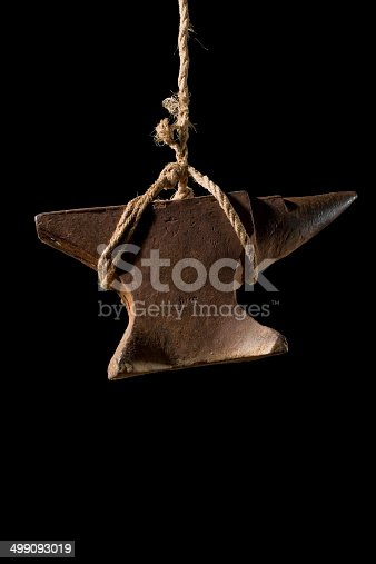 istock Hanging Anvil 499093019