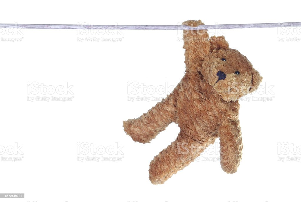 Hanging Around with Ted royalty-free stock photo