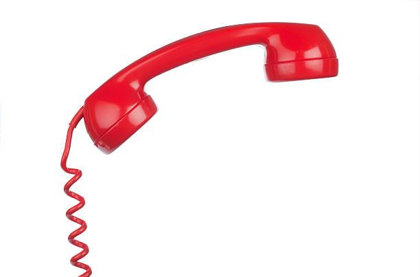 pendere telefono cellulare - cornetta telefono foto e immagini stock