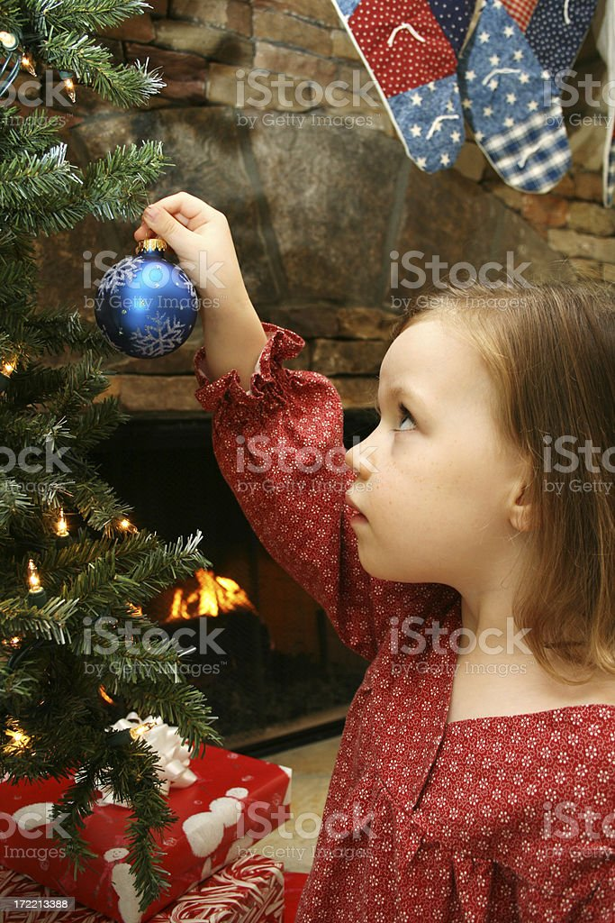 Hanging Ornament royalty-free stock photo