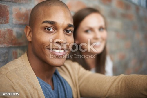 istock Hanging out with a friend 489806535