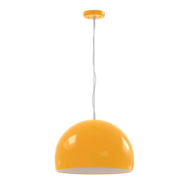 hanging pendant lamp - foto stock