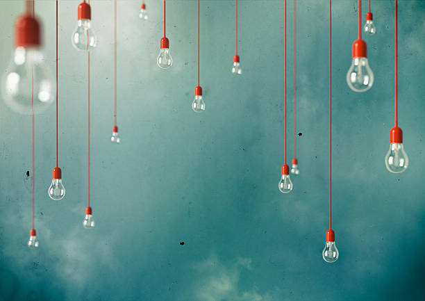 hanging - natural phenomenon stock photos and pictures