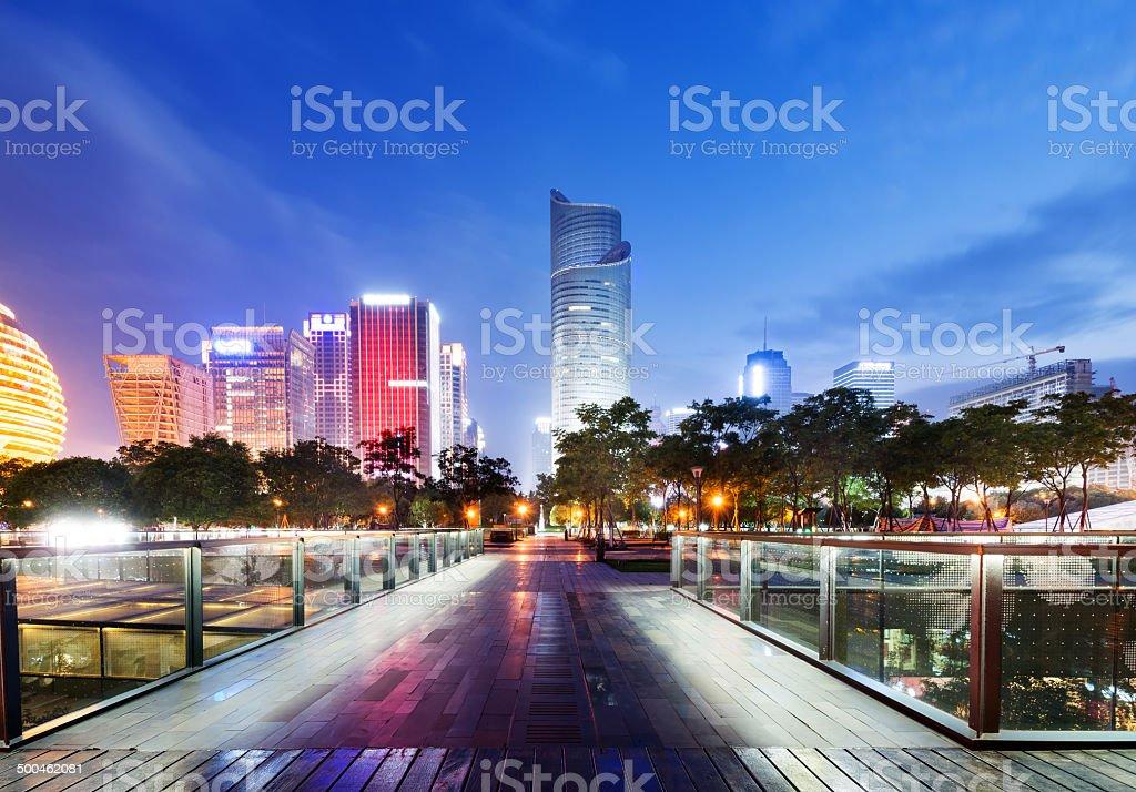 Hangzhou, China stock photo