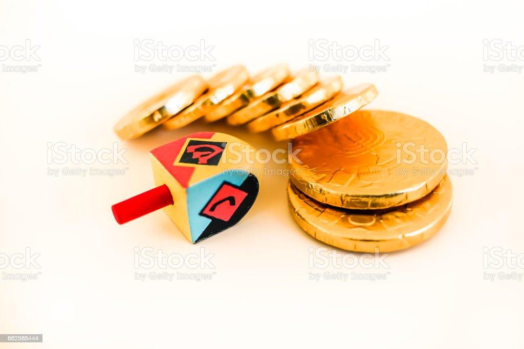 Hanlukkah games stock photo