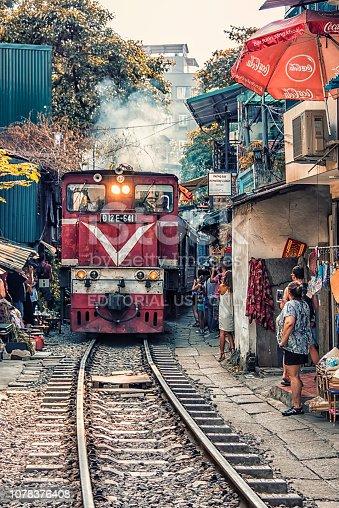 istock Hanoi city in daytime 1078376408