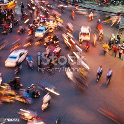 istock Hanoi traffic 187690634