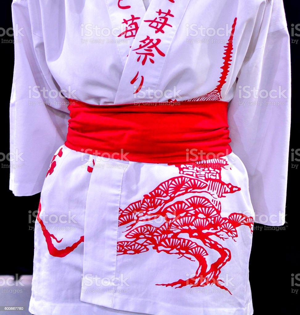 happi kimono stock photo
