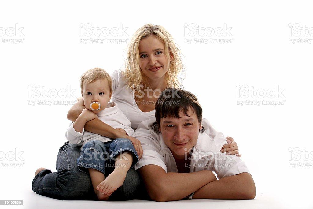 happiness family royalty free stockfoto