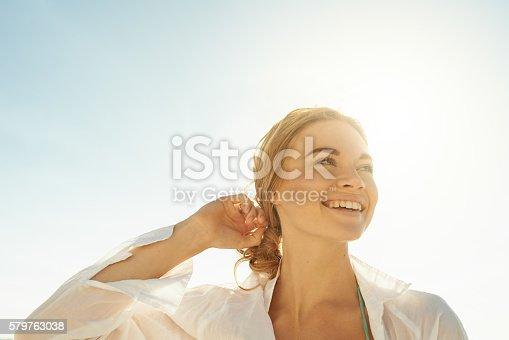 istock Happiness has taken over my brain 579763038