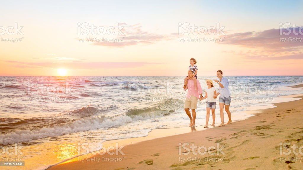 Happiness in Nature royalty-free stock photo
