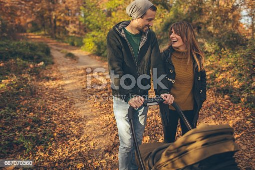 istock Happiness in nature 667070360