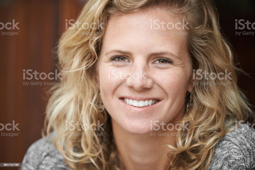 Happiness is a beautiful thing royalty-free stock photo