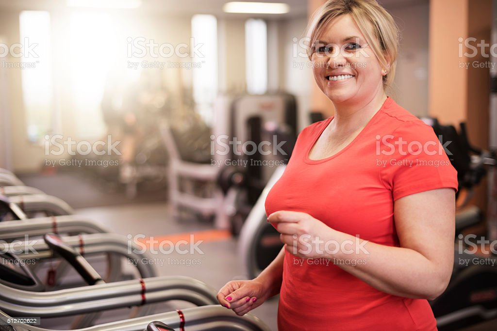 Happiness is the best motivation stock photo