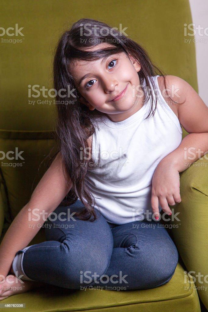 Fille Arabe le bonheur dune petite fille arabe – photos et plus d'images de 2015