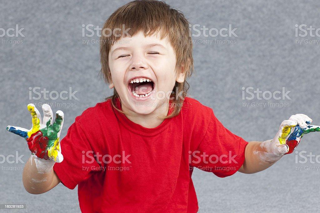Happiness stock photo