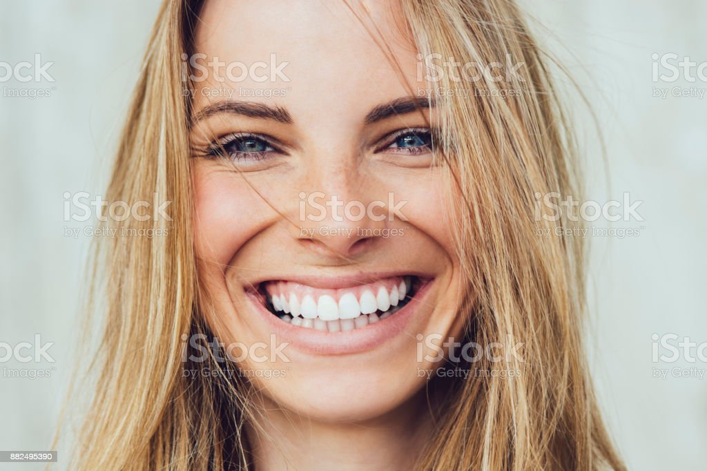 Happiness! stock photo