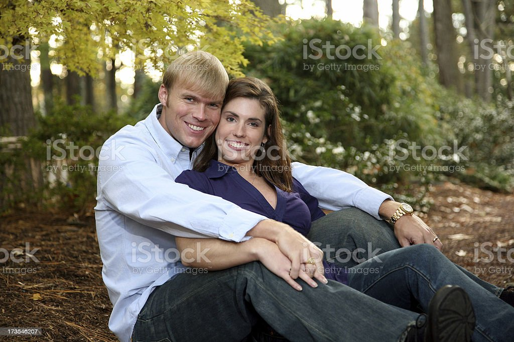 Happiness  see other images of same models royalty-free stock photo
