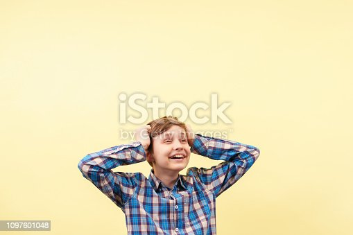 1045527172 istock photo happiness, success and achievement, overexcited and enthusiastic 1097601048