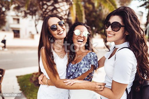 700702502istockphoto happiness women embracing on the city 1060120500
