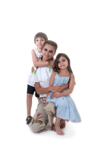 Glück Türkische Familie – Foto