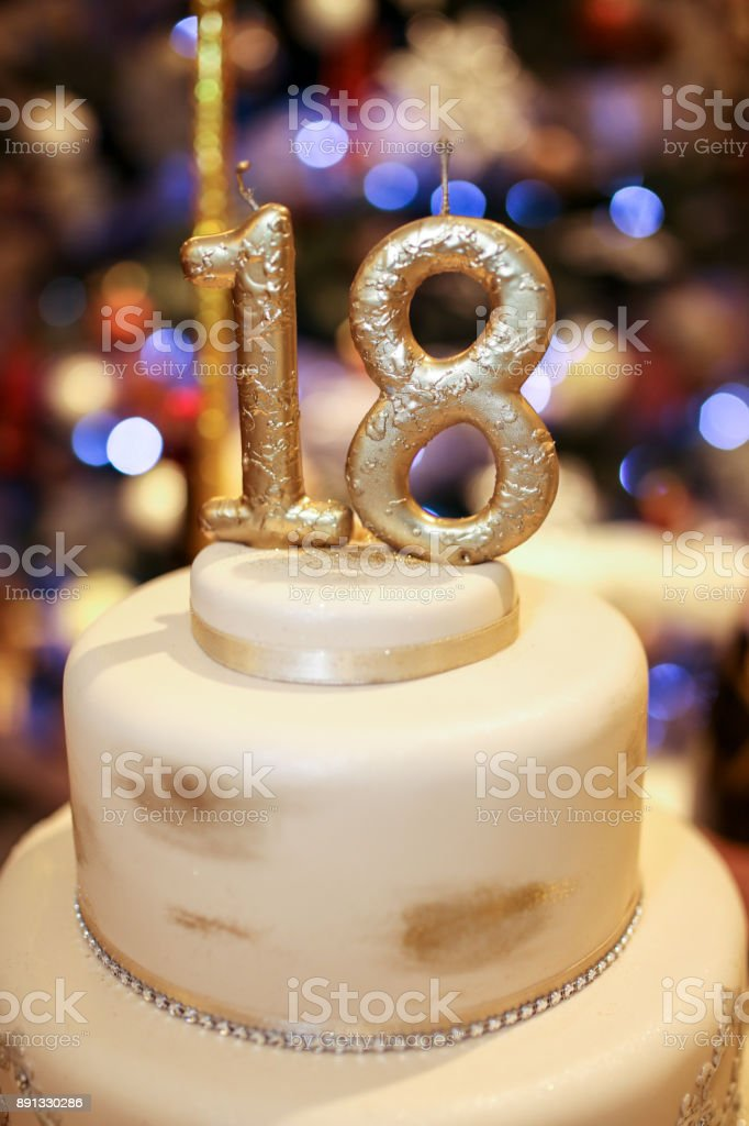Happy 18th Birthday Stock Photo More Pictures Of