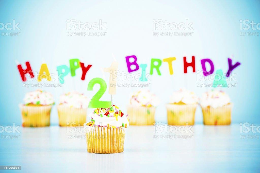 Alles Gute zum 21. Geburtstag – Foto