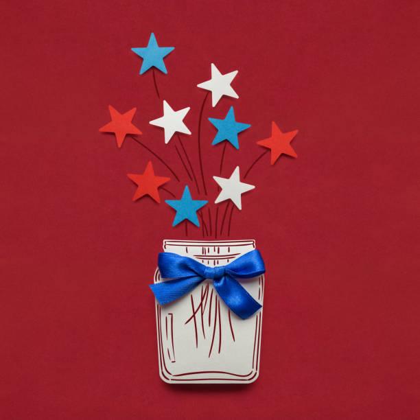 happy 4th of july. - fourth of july zdjęcia i obrazy z banku zdjęć