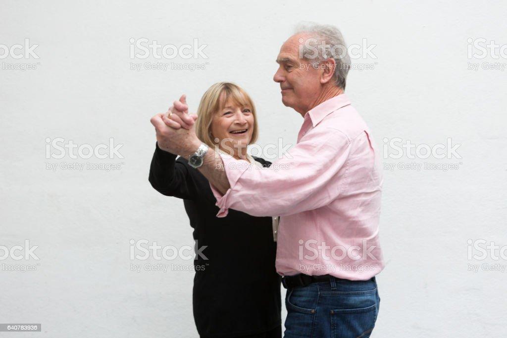 Senioren-lässige Dating