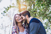 istock Happy and in love 958326644