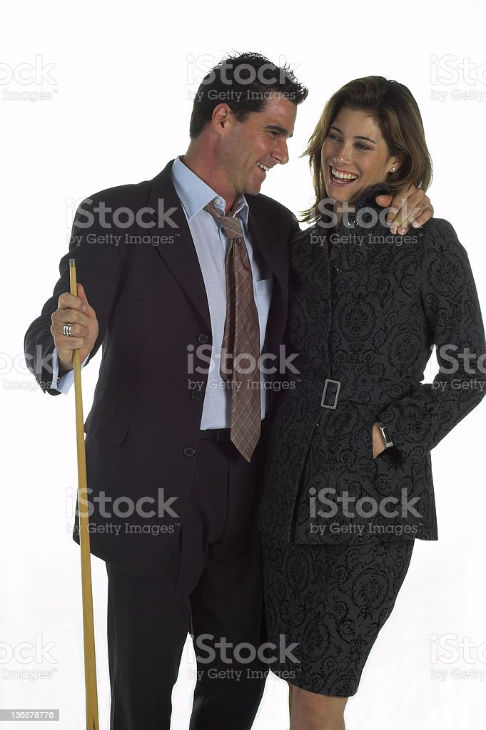 Happy And Succesful stock photo